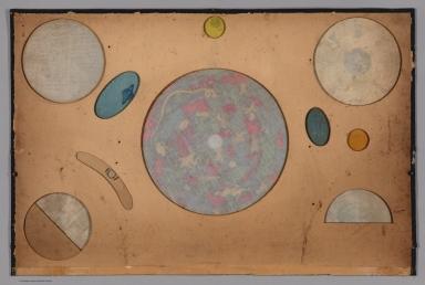 (Verso) Planetary System.