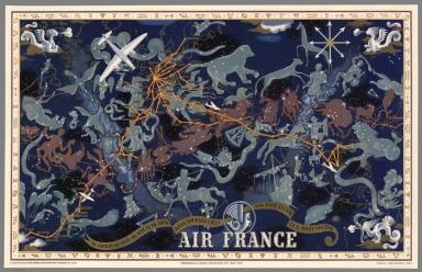 Air France : De nuit et de jour dans tous les ciels