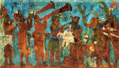 Ancient Mayan Music, Bonampak