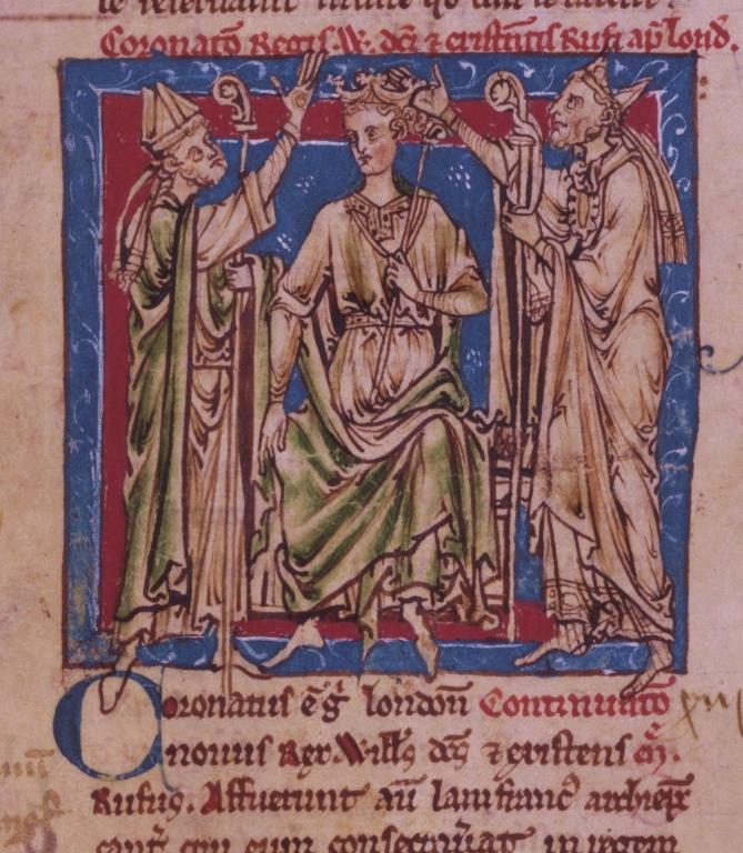 Coronation of William II of England