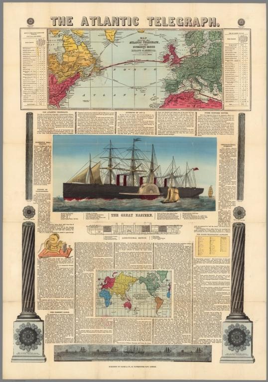 The Atlantic Telegraph.